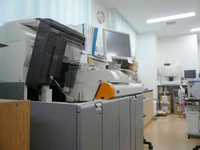 免疫検査測定機器