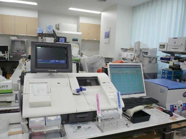 血液ガス測定機器